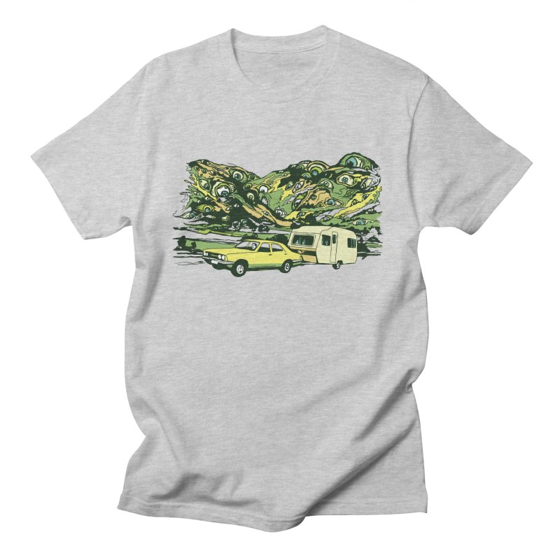 The Hills Have Eyes Men's Regular T-Shirt by Claytondixon's Artist Shop