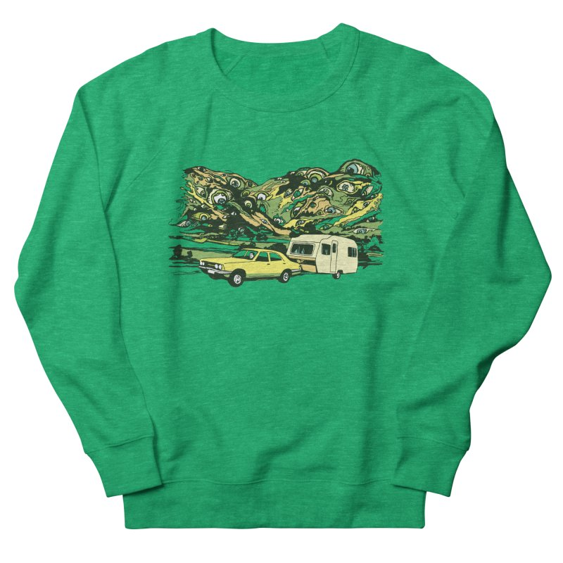 The Hills Have Eyes Women's French Terry Sweatshirt by Claytondixon's Artist Shop