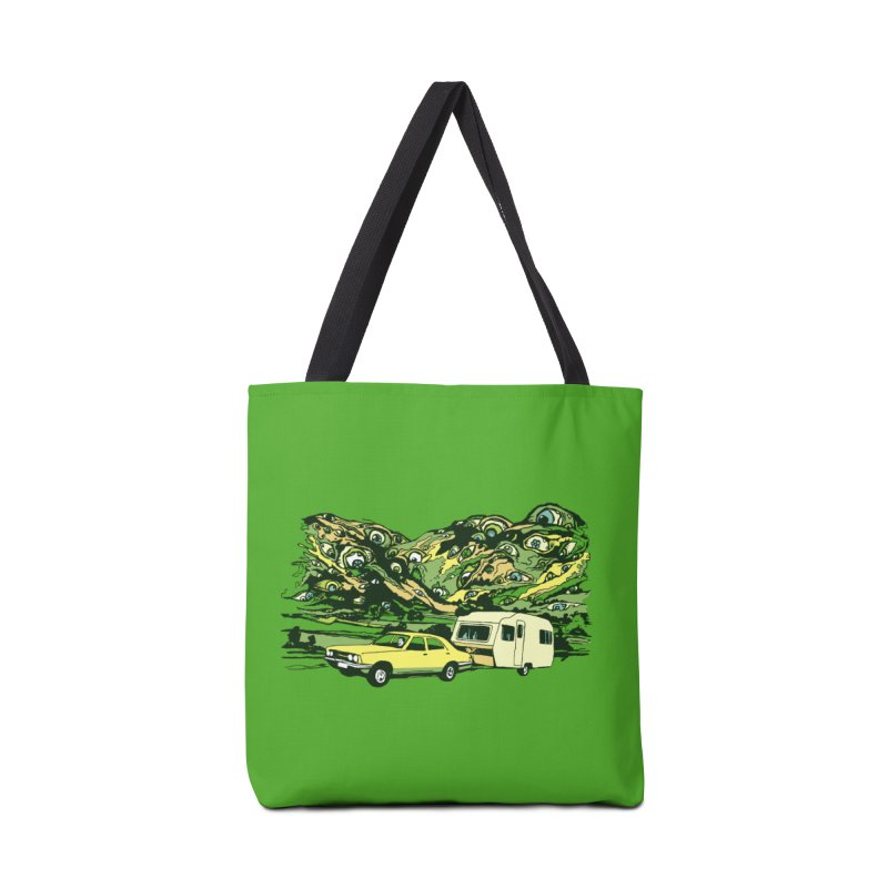 The Hills Have Eyes Accessories Tote Bag Bag by Claytondixon's Artist Shop