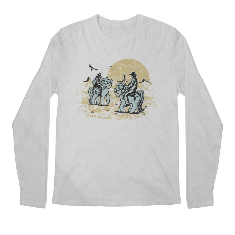 Ma Lil Outlaws Men's Longsleeve T-Shirt by Claytondixon's Artist Shop