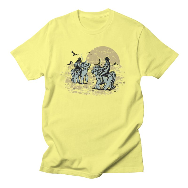 Ma Lil Outlaws Men's T-Shirt by Claytondixon's Artist Shop