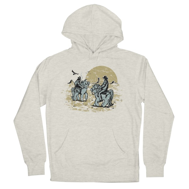 Ma Lil Outlaws Women's French Terry Pullover Hoody by Claytondixon's Artist Shop