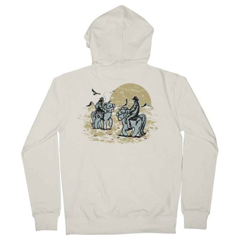 Ma Lil Outlaws Men's Zip-Up Hoody by Claytondixon's Artist Shop