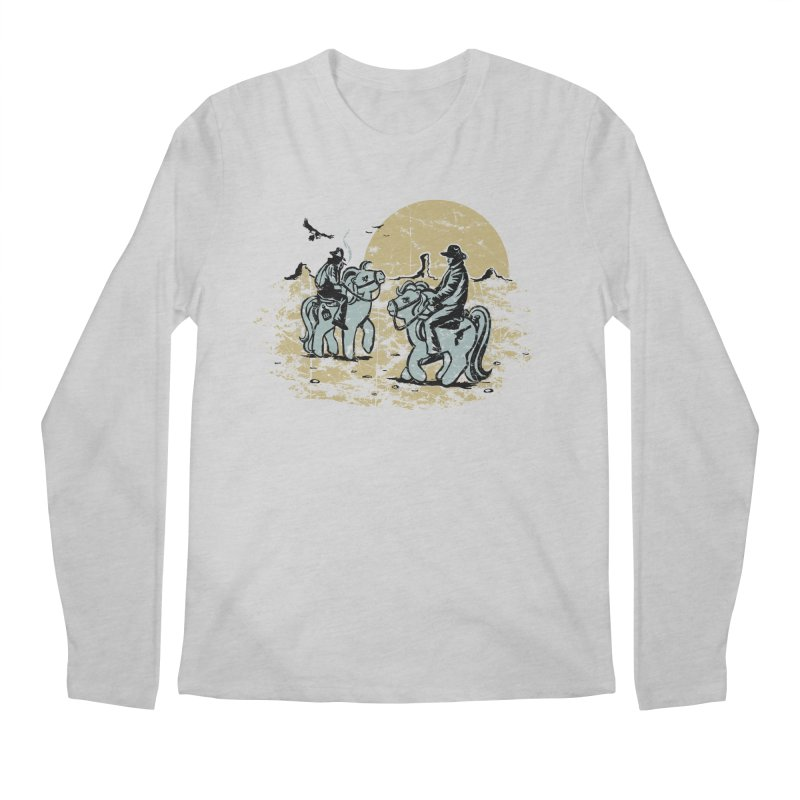 Ma Lil Outlaws Men's Longsleeve T-Shirt by Claytondixon's Artist Shop