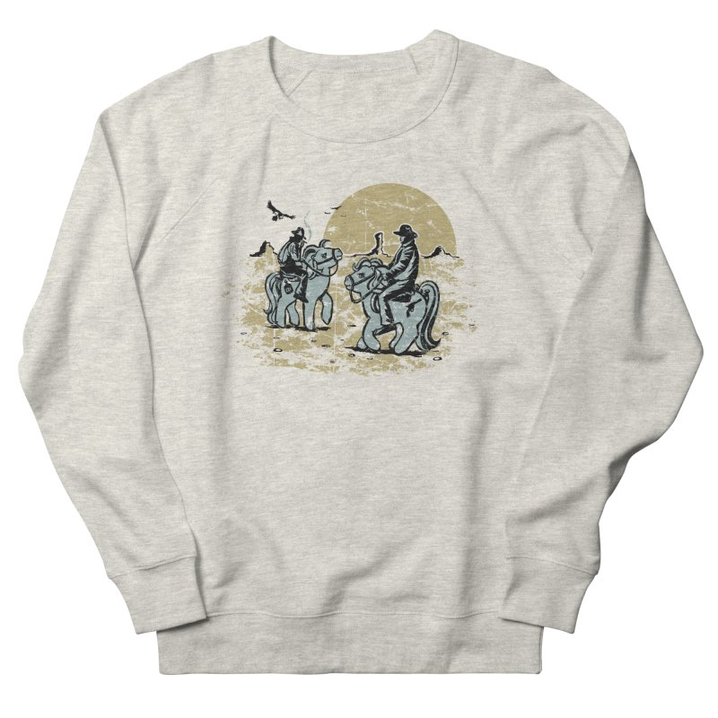 Ma Lil Outlaws Women's French Terry Sweatshirt by Claytondixon's Artist Shop