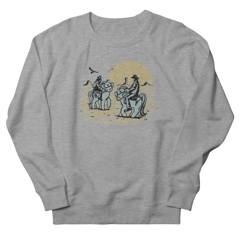 Ma Lil Outlaws Men's French Terry Sweatshirt by Claytondixon's Artist Shop