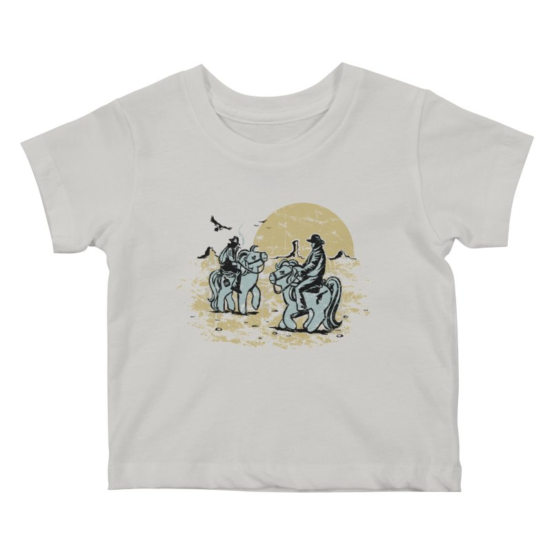 Ma Lil Outlaws Kids Baby T-Shirt by Claytondixon's Artist Shop