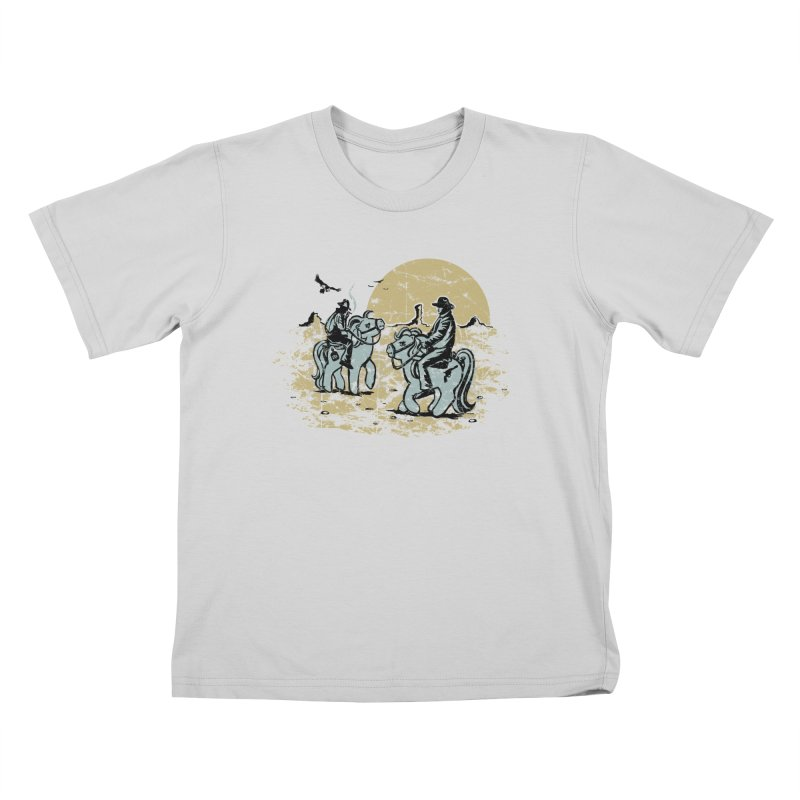 Ma Lil Outlaws Kids T-Shirt by Claytondixon's Artist Shop