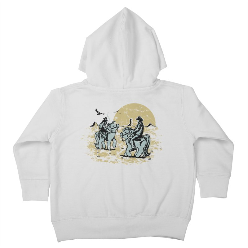 Ma Lil Outlaws Kids Toddler Zip-Up Hoody by Claytondixon's Artist Shop