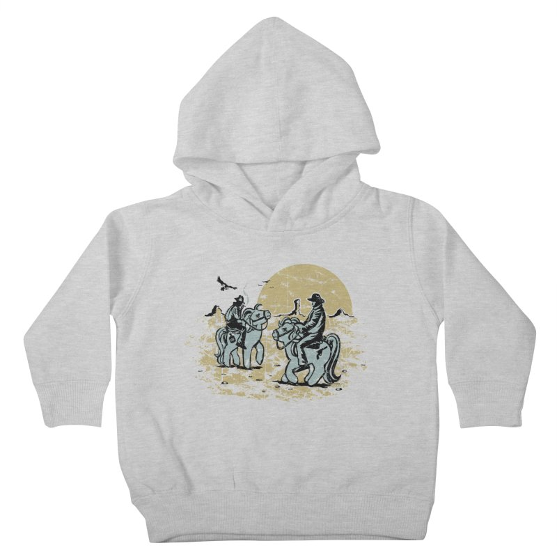 Ma Lil Outlaws Kids Toddler Pullover Hoody by Claytondixon's Artist Shop