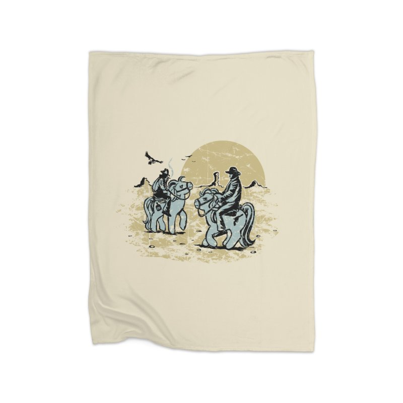 Ma Lil Outlaws Home Blanket by Claytondixon's Artist Shop