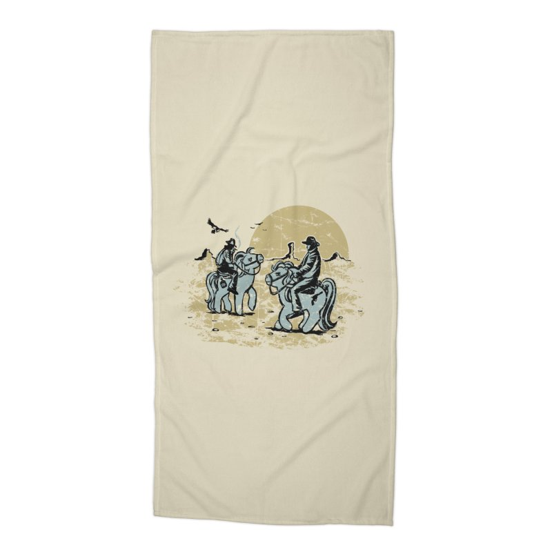 Ma Lil Outlaws Accessories Beach Towel by Claytondixon's Artist Shop