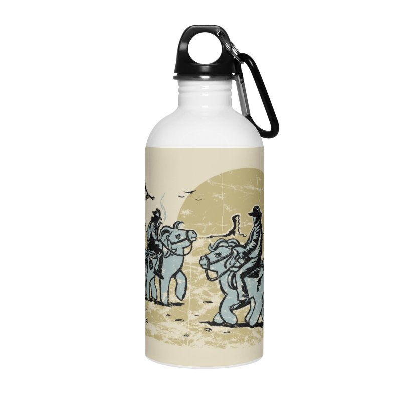 Ma Lil Outlaws Accessories Water Bottle by Claytondixon's Artist Shop