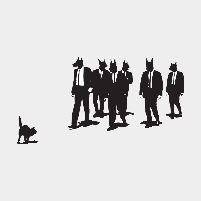 Reservoir Dogs Men's Tank by Claytondixon's Artist Shop