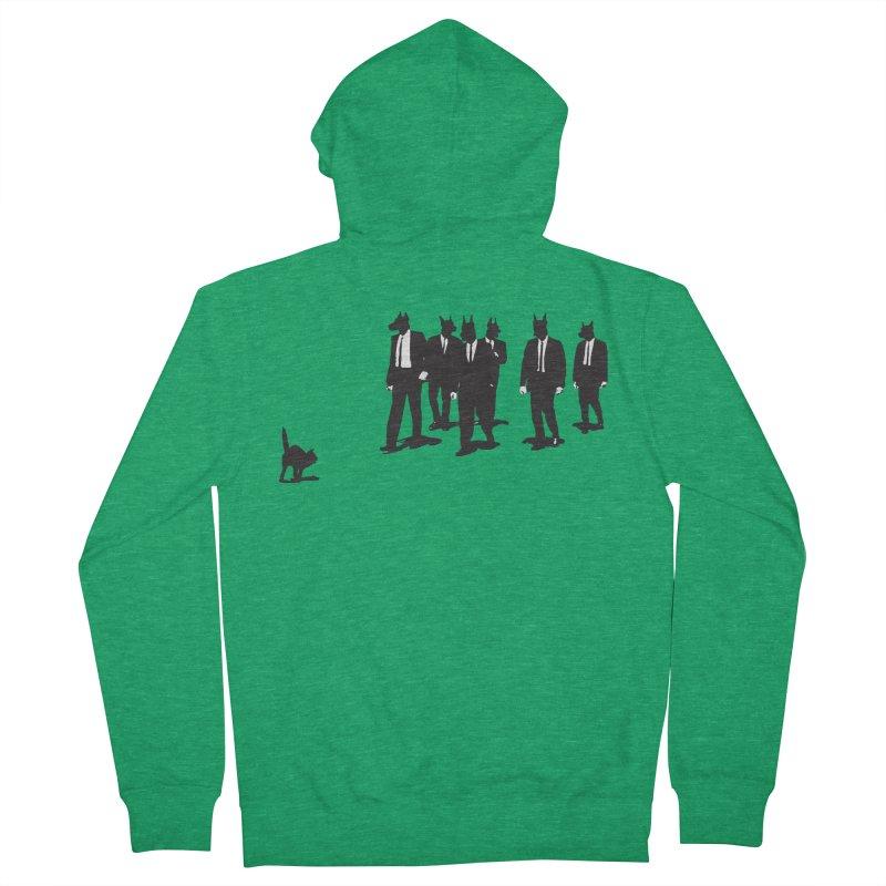 Reservoir Dogs Men's Zip-Up Hoody by Claytondixon's Artist Shop