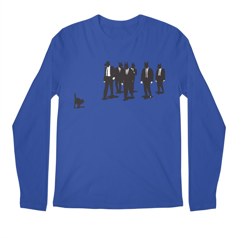 Reservoir Dogs Men's Longsleeve T-Shirt by Claytondixon's Artist Shop