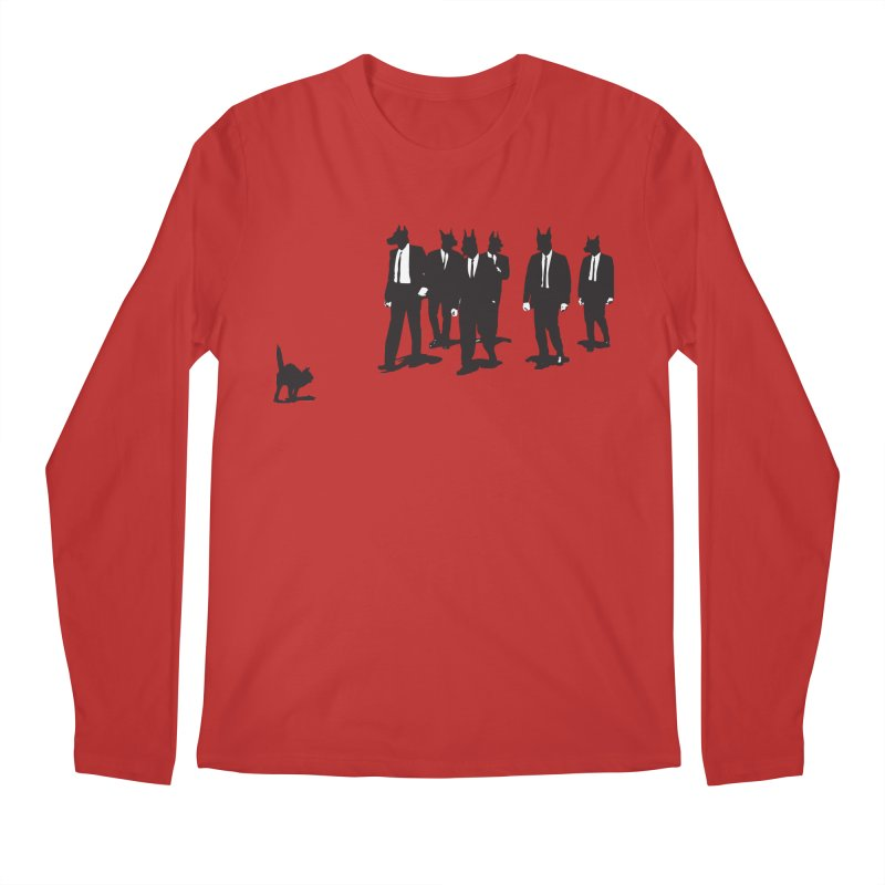 Reservoir Dogs Men's Longsleeve T-Shirt by Claytondixon's Artist Shop