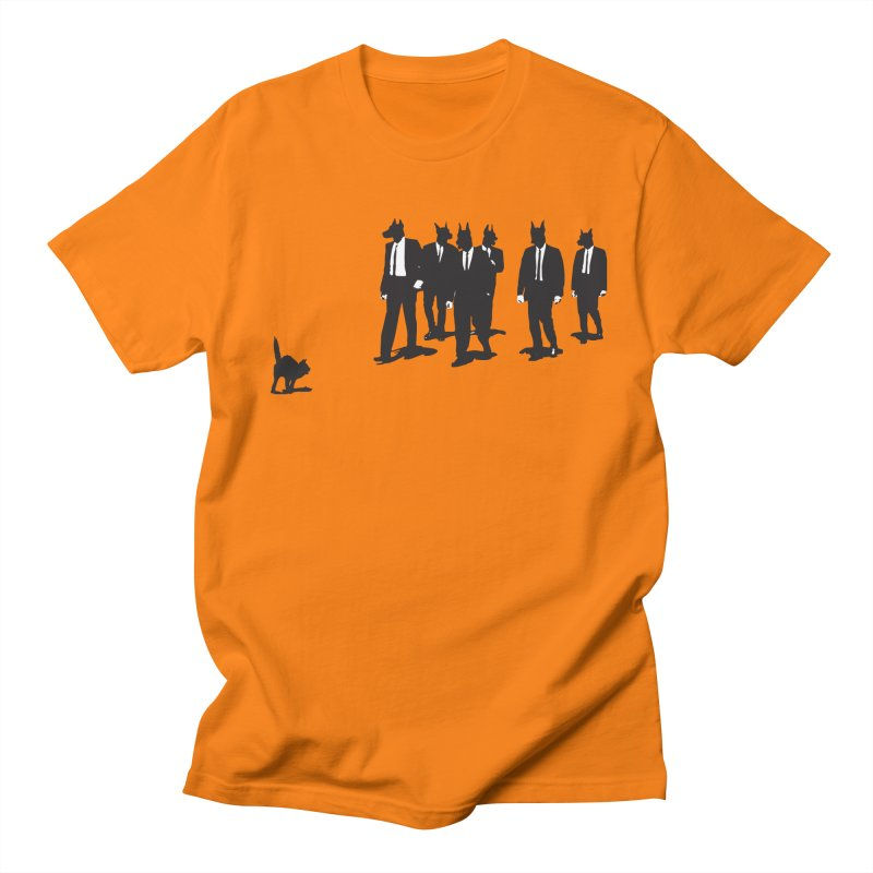 Reservoir Dogs Men's T-shirt by Claytondixon's Artist Shop