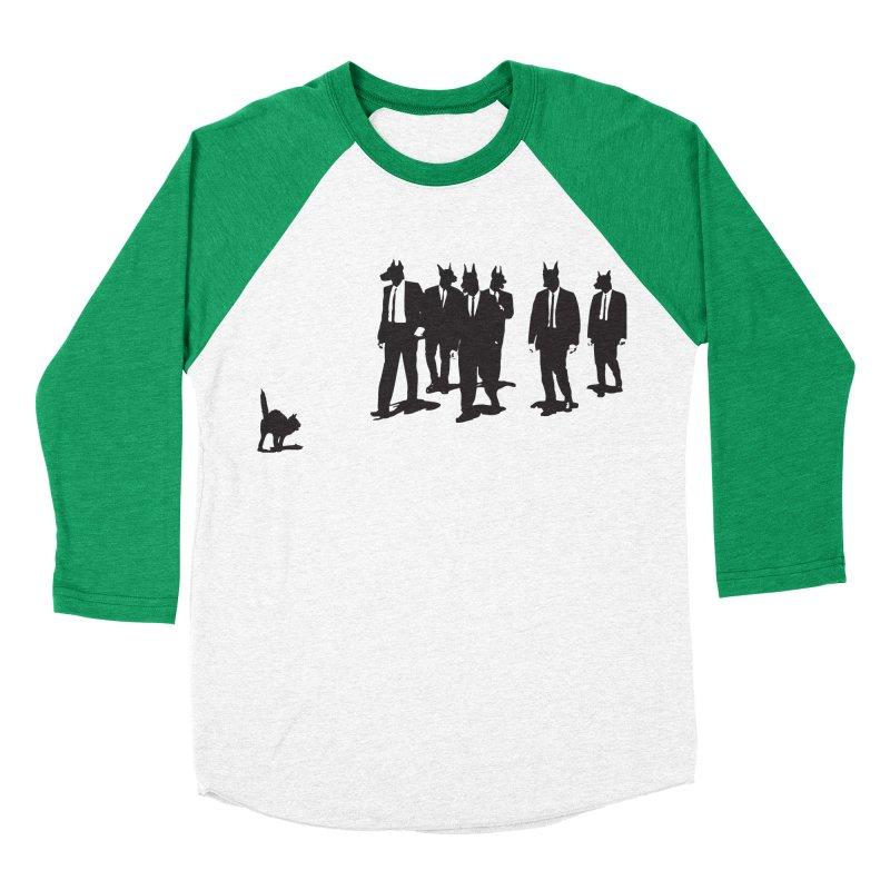 Reservoir Dogs Women's Baseball Triblend T-Shirt by Claytondixon's Artist Shop
