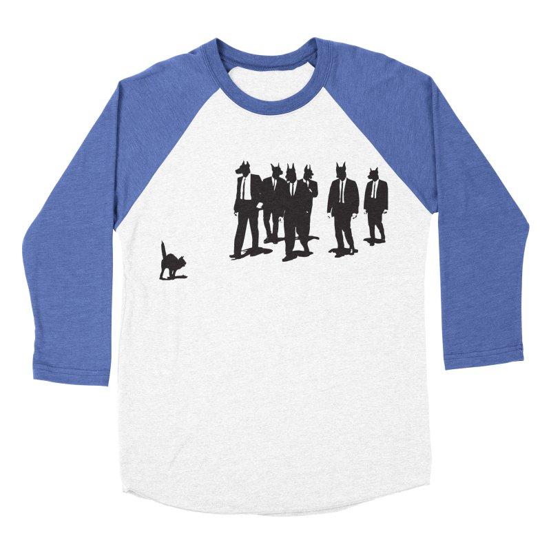 Reservoir Dogs Men's Baseball Triblend Longsleeve T-Shirt by Claytondixon's Artist Shop