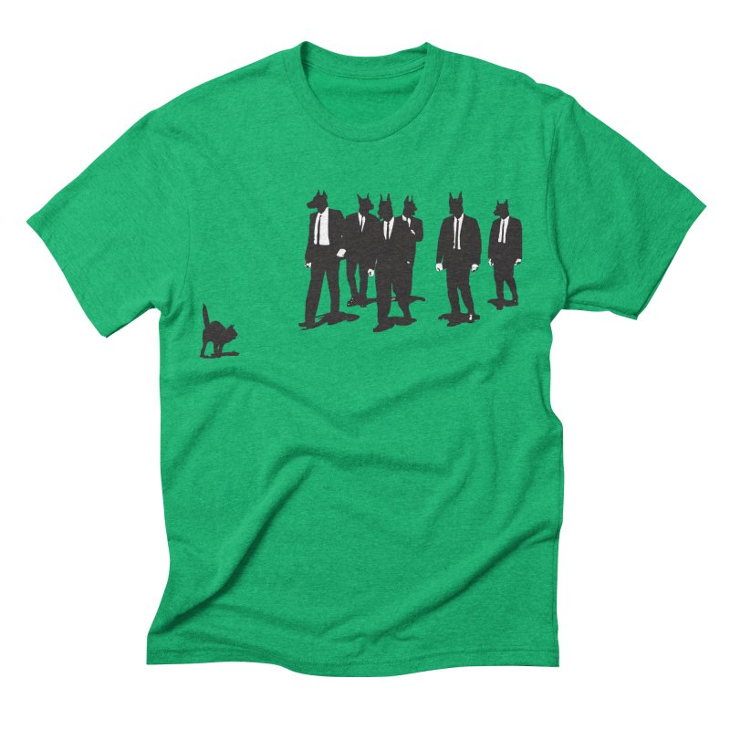 Reservoir Dogs Men's Triblend T-shirt by Claytondixon's Artist Shop