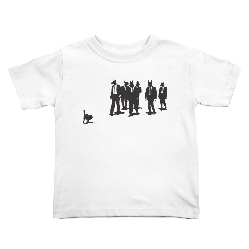 Reservoir Dogs Kids Toddler T-Shirt by Claytondixon's Artist Shop
