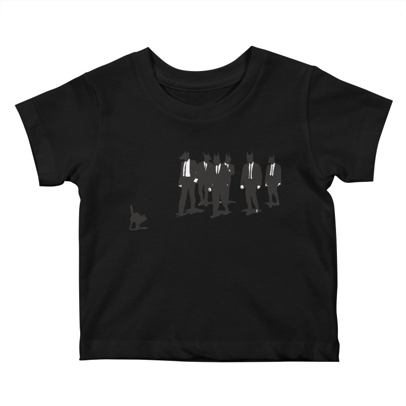 Reservoir Dogs Kids Baby T-Shirt by Claytondixon's Artist Shop