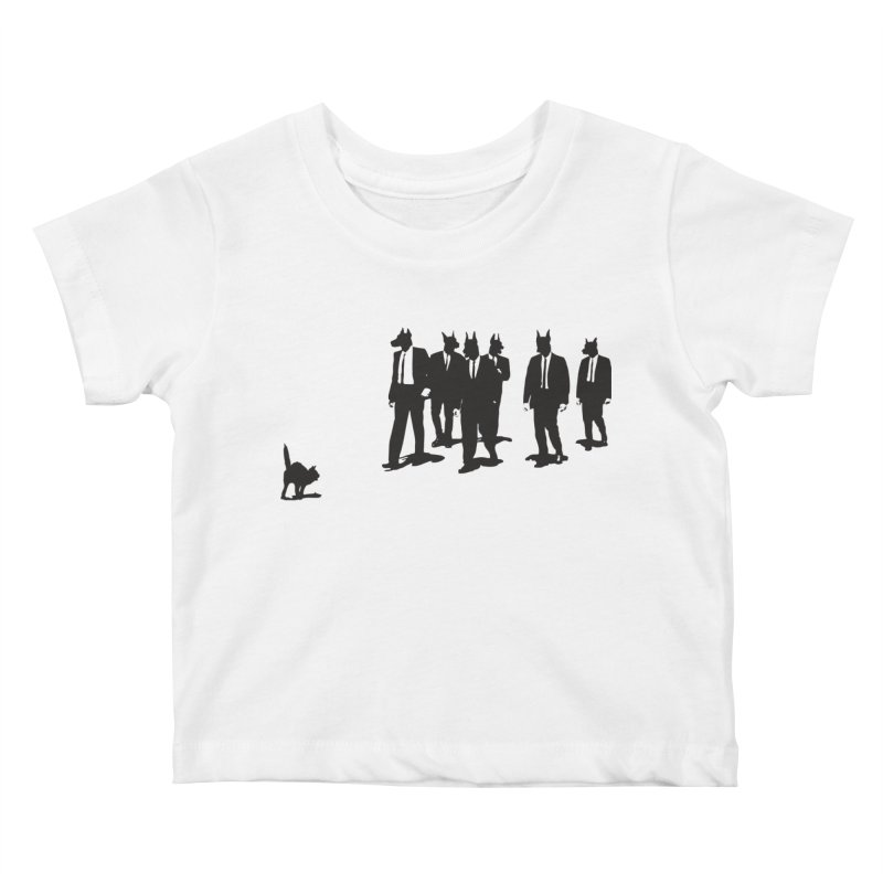 Reservoir Dogs Kids Baby T-Shirt by Claytondixon's Artist Shop