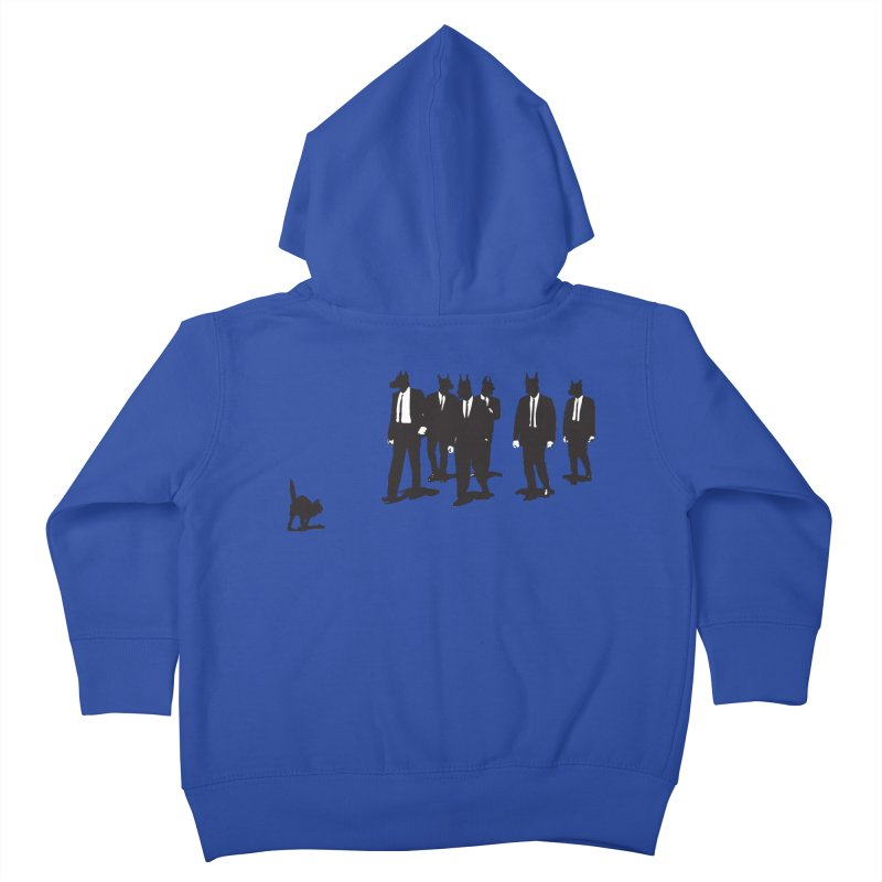 Reservoir Dogs Kids Toddler Zip-Up Hoody by Claytondixon's Artist Shop