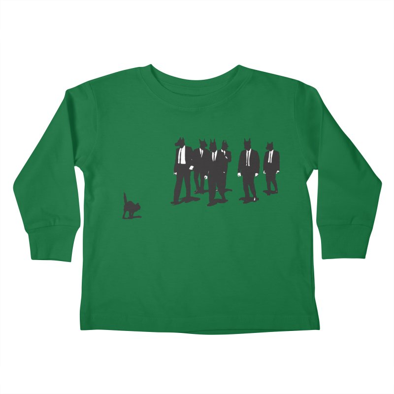 Reservoir Dogs Kids Toddler Longsleeve T-Shirt by Claytondixon's Artist Shop