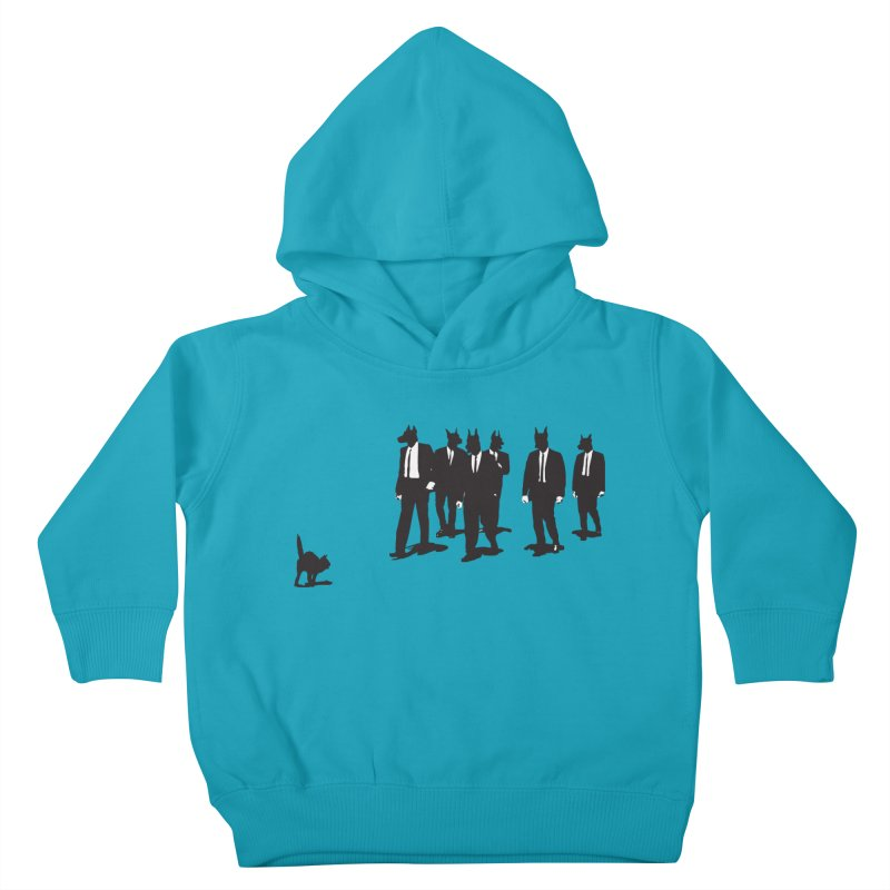 Reservoir Dogs Kids Toddler Pullover Hoody by Claytondixon's Artist Shop