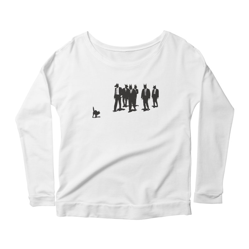 Reservoir Dogs Women's Scoop Neck Longsleeve T-Shirt by Claytondixon's Artist Shop