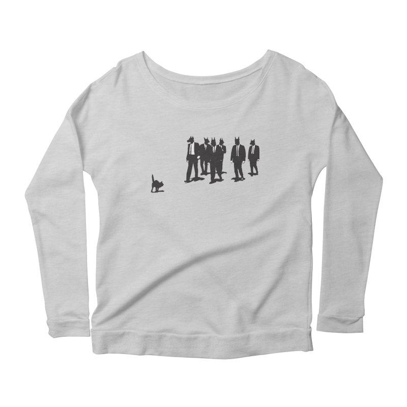 Reservoir Dogs Women's Longsleeve Scoopneck  by Claytondixon's Artist Shop