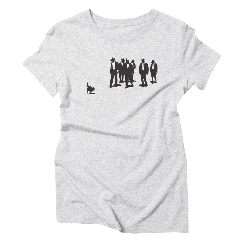 Reservoir Dogs Women's Triblend T-Shirt by Claytondixon's Artist Shop