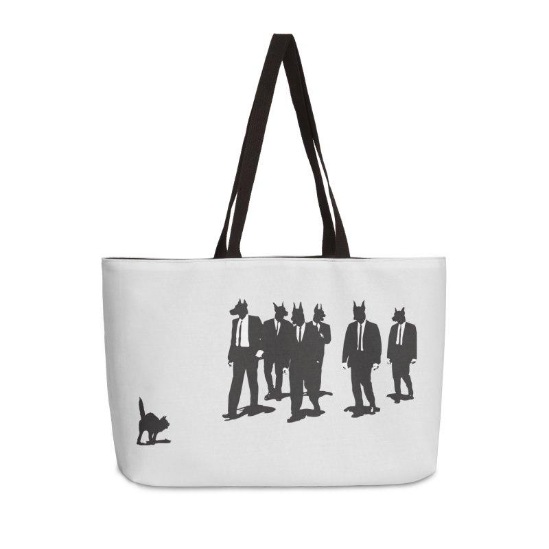 Reservoir Dogs Accessories Weekender Bag Bag by Claytondixon's Artist Shop