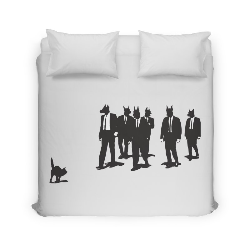 Reservoir Dogs Home Duvet by Claytondixon's Artist Shop