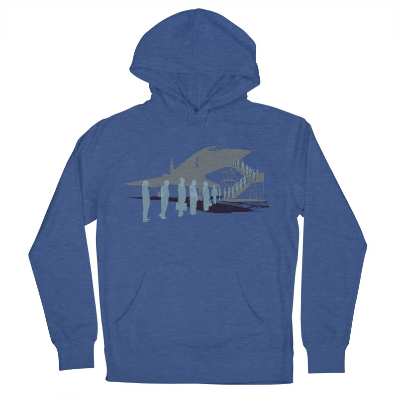 Final Flight Men's French Terry Pullover Hoody by Claytondixon's Artist Shop