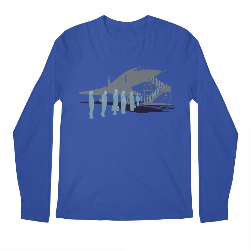 Final Flight Men's Longsleeve T-Shirt by Claytondixon's Artist Shop