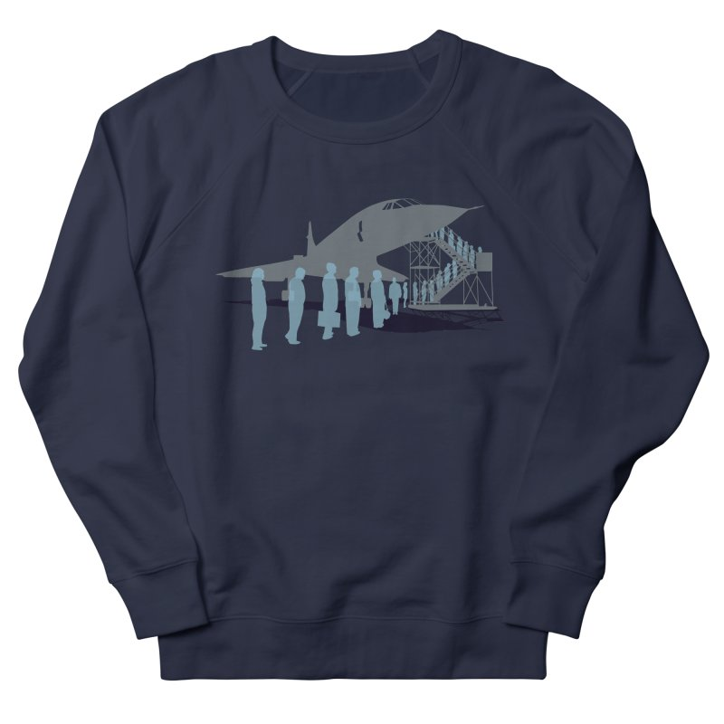 Final Flight Men's Sweatshirt by Claytondixon's Artist Shop
