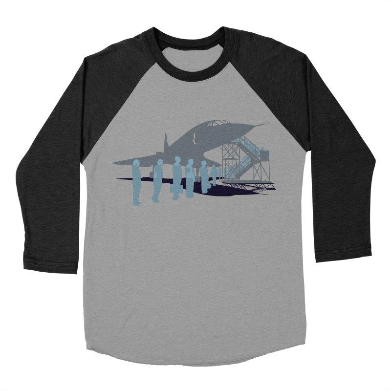 Final Flight Women's Baseball Triblend T-Shirt by Claytondixon's Artist Shop