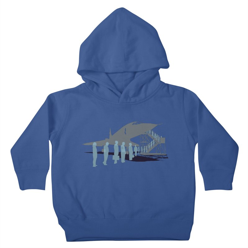Final Flight Kids Toddler Pullover Hoody by Claytondixon's Artist Shop