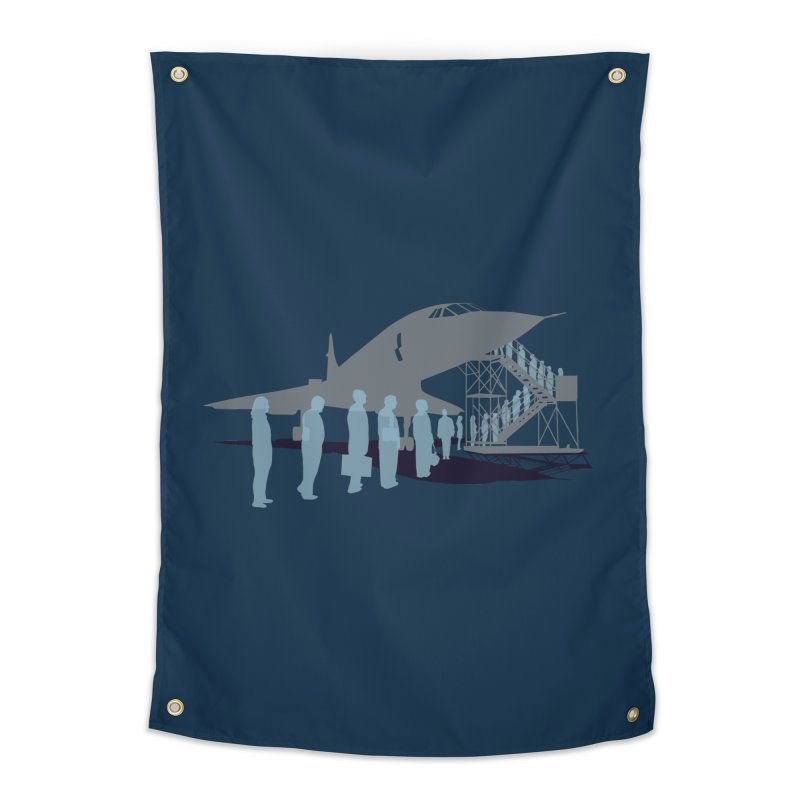 Final Flight Home Tapestry by Claytondixon's Artist Shop