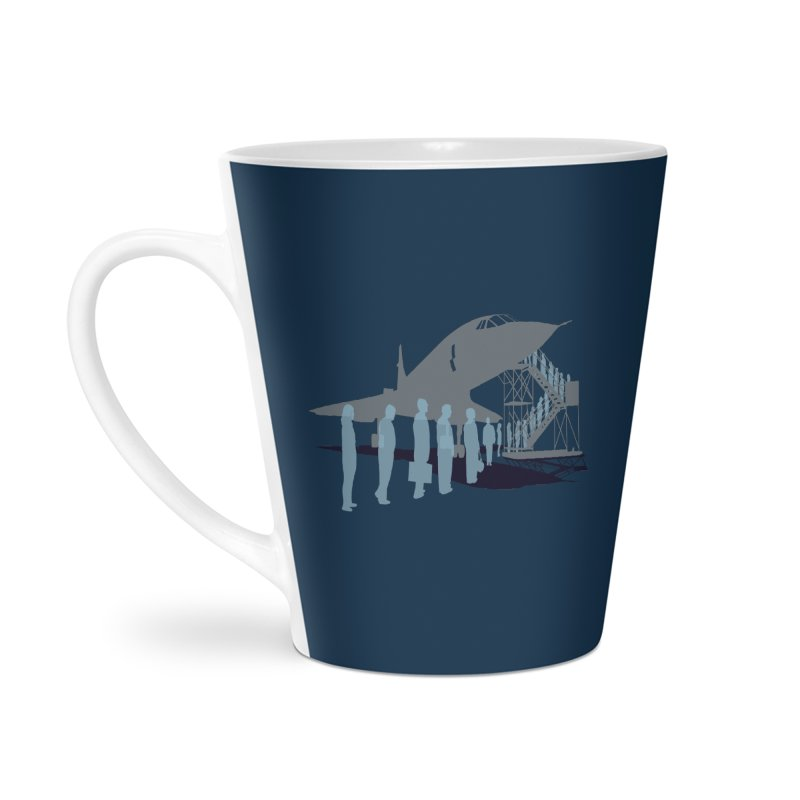 Final Flight Accessories Latte Mug by Claytondixon's Artist Shop
