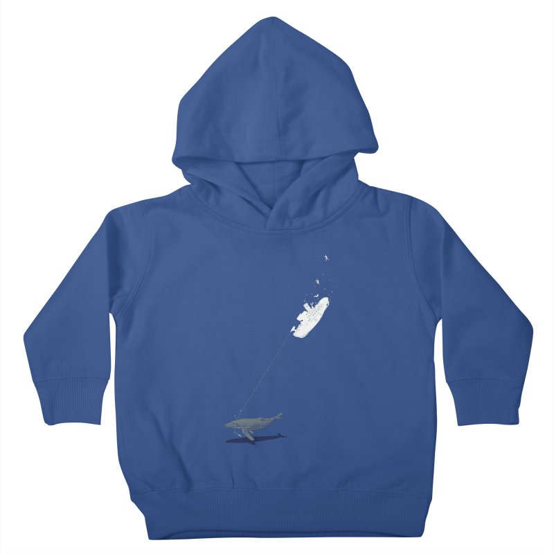 Karma Kids Toddler Pullover Hoody by Claytondixon's Artist Shop