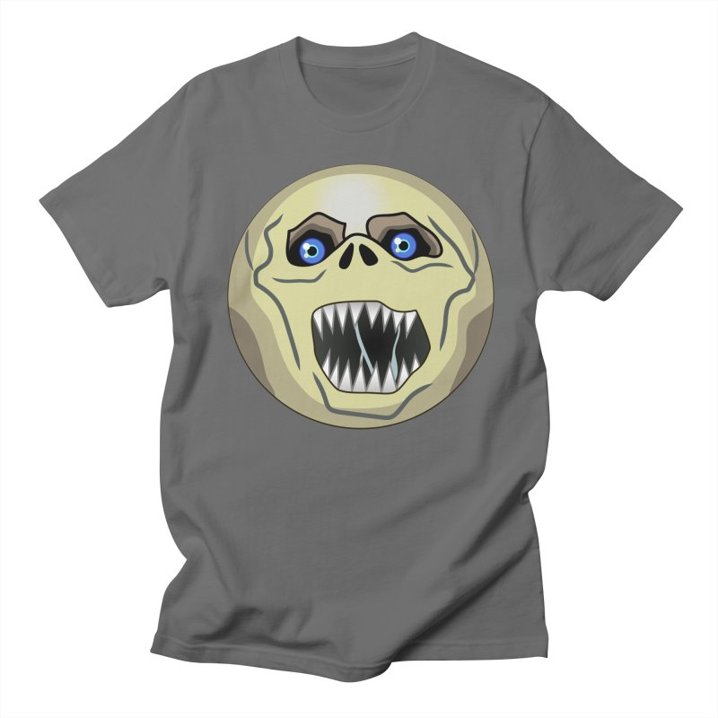 The Scary Mummy in Men's Regular T-Shirt Asphalt by CleverTshirts's Artist Shop