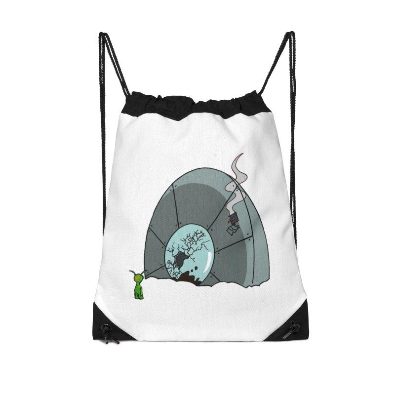 In Gratitude EP Alien Accessories Bag by Cloud Tapes's Artist Shop