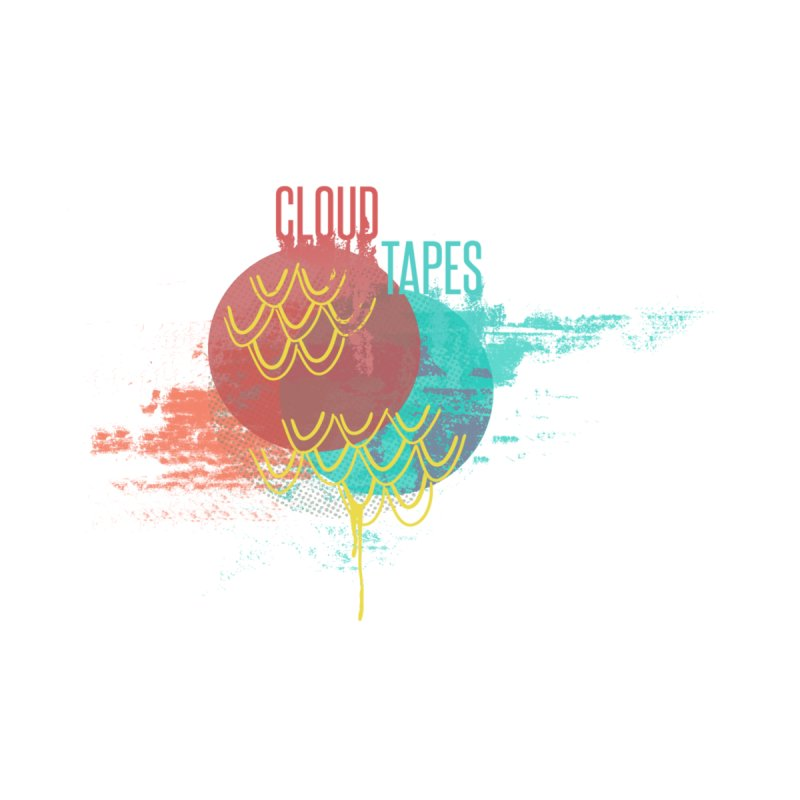 2018 Logo Home Bath Mat by Cloud Tapes's Artist Shop