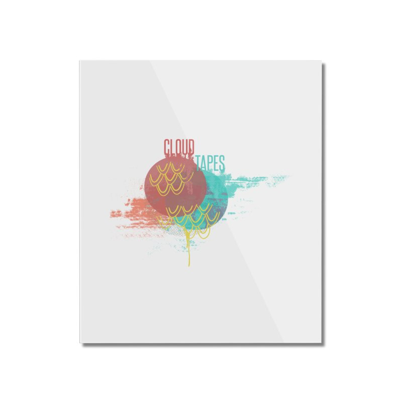 2018 Logo Home Mounted Acrylic Print by Cloud Tapes's Artist Shop