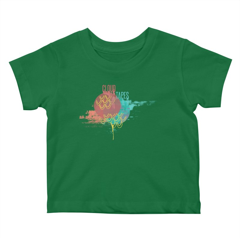 2018 Logo Kids Baby T-Shirt by Cloud Tapes's Artist Shop
