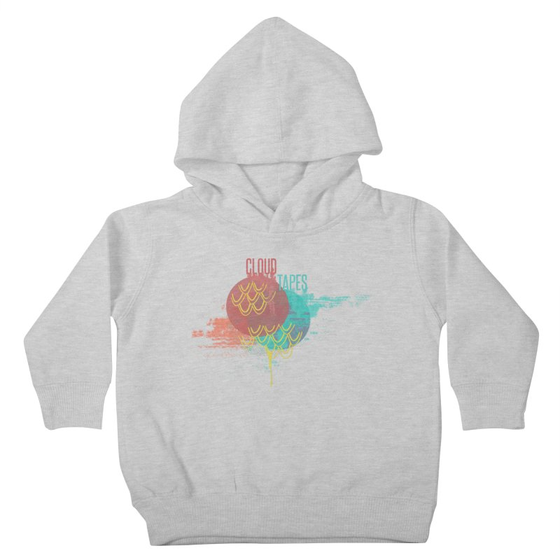 2018 Logo Kids Toddler Pullover Hoody by Cloud Tapes's Artist Shop